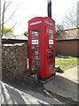 TM1354 : Adopted Telephone Box by Adrian Cable