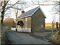 SN6306 : Restored house in Cwmcerdinen by Nigel Davies
