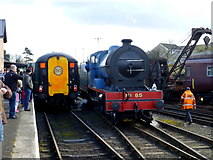 J4792 : Shunting back, Whitehead by Kenneth  Allen