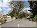 TM1354 : Cooper Road, Coddenham by Adrian Cable