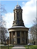 SE1338 : Saltaire United Reformed Church by Graham Hogg