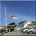 SS4730 : Looking north from the yacht club car park, Instow by Robin Stott
