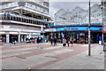 NZ3957 : Sunderland, Market Place and Shopping Centre by David Dixon