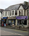 ST3289 : Monmouthshire Building Society Caerleon Road branch, Newport by Jaggery