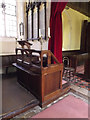 TM1654 : All Saints Church Pulpit by Adrian Cable