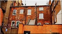 SE3033 : Rockley Hall Yard, Headrow, Leeds by Mark Stevenson