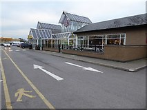 ST0207 : Cullompton Services by Philip Halling