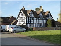 SP2050 : Half-timbered house by Philip Halling