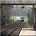 TL2938 : The 12.02 approaching Ashwell & Morden by John Sutton