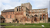 NY5563 : Lanercost Priory - March 2016 (5) by The Carlisle Kid