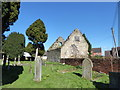 SP0548 : St James The Great, Harvington: churchyard (a) by Basher Eyre