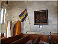 SP0548 : Inside St James The Great, Harvington (D) by Basher Eyre