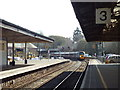 SX8671 : High Speed Train entering Newton Abbot station by Malc McDonald