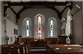 NY5674 : St Cuthbert's Church, Bewcastle - March 2016 (4) by The Carlisle Kid