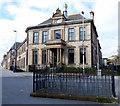 NS5668 : Maryhill Burgh Hall by Thomas Nugent