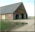 TF8509 : Applegate Barn by Evelyn Simak