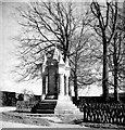 SE9264 : The Wolds Waggoners Memorial, Sledmere, about 1937 by Alfred Thomson