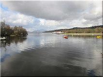 NS3882 : Shores of Loch Lomond, Balloch by Euan Nelson