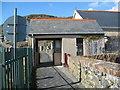 SH6115 : Toll house-Barmouth Bridge, Gwynedd by Martin Richard Phelan