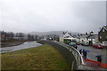 NY2623 : River Greta and High Hill by DS Pugh