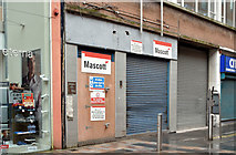J3374 : Nos 4-6 Callender Street, Belfast (April 2016) by Albert Bridge