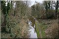 SJ7824 : Shropshire Union Canal from High Bridge by Ian S