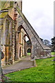 SO9445 : The Abbey Church of the Holy Cross and St Edburga, Pershore by Philip Pankhurst
