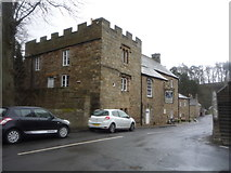 NY9650 : The Lord Crewe Arms, Blanchland  by JThomas