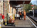 SX7466 : South Devon Railway - Buckfastleigh Station by Chris Allen
