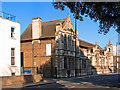 TQ3393 : Charles Lamb Institute, Church Street, Lower Edmonton by Julian Osley