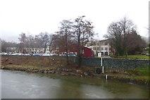 NY2623 : Across the River Greta by DS Pugh