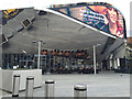 SP0786 : The surreal theatre that is the new New Street station, Birmingham by Robin Stott