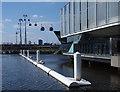 TQ4080 : Royal Victoria Docks, London, E16 by David Hallam-Jones