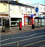 SO9322 : Gloucester Road street furniture, Cheltenham by Jaggery