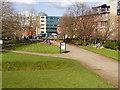 SJ8397 : Castlefield Urban Heritage Park by David Dixon