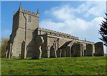 TL0394 : St Mary's Church in Woodnewton by Mat Fascione