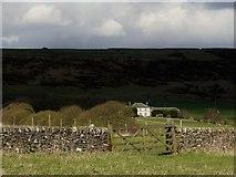 SK2077 : A view of Shepherd's Flat Farm by Neil Theasby