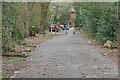 SU8555 : Hazel Avenue, Farnborough by Alan Hunt