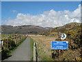 SH6214 : Mawddach Trail-Barmouth, Gwynedd by Martin Richard Phelan