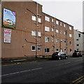 SH9478 : Extensive pipework, Pen Llyn, Pensarn, Abergele by Jaggery
