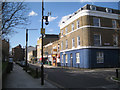 TQ3378 : Junction of Bagshot Street and Mina Road, Walworth by Robin Stott