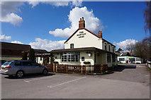 SJ8512 : Hartley Arms, Wheaton Aston by Ian S