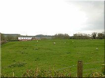SP9599 : Site of the old Manor House and gardens, Wakerley by Alan Murray-Rust