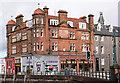 NM8530 : Columba Hotel, Oban - 1902 building - April 2016 by The Carlisle Kid