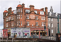 NM8530 : Columba Hotel, Oban - 1902 building - April 2016 by The Carlisle Kid