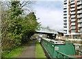 TQ1883 : Alperton, Bridge No 11a by Mike Faherty