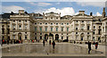 TQ3080 : North Wing, Somerset House by Julian Osley