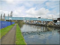 TQ1983 : Alperton, Bridge No 11c by Mike Faherty