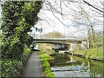 TQ1983 : Park Royal, Bridge No 10 by Mike Faherty