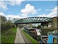 TQ2182 : Harlesden, Bridge No 7b by Mike Faherty